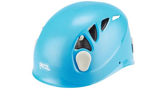 Petzl Elios klimhelm turquoise